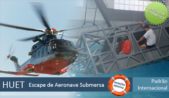 HUET Escape de Aeronave Submersa