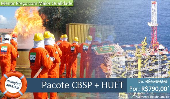 PACOTE CBSP + HUET R$790,00