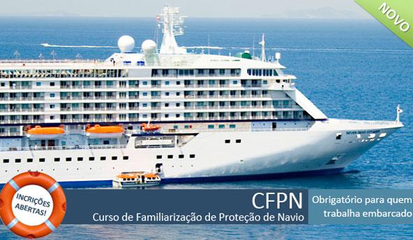 CFPN Curso de Familiarização e Proteção de Navio