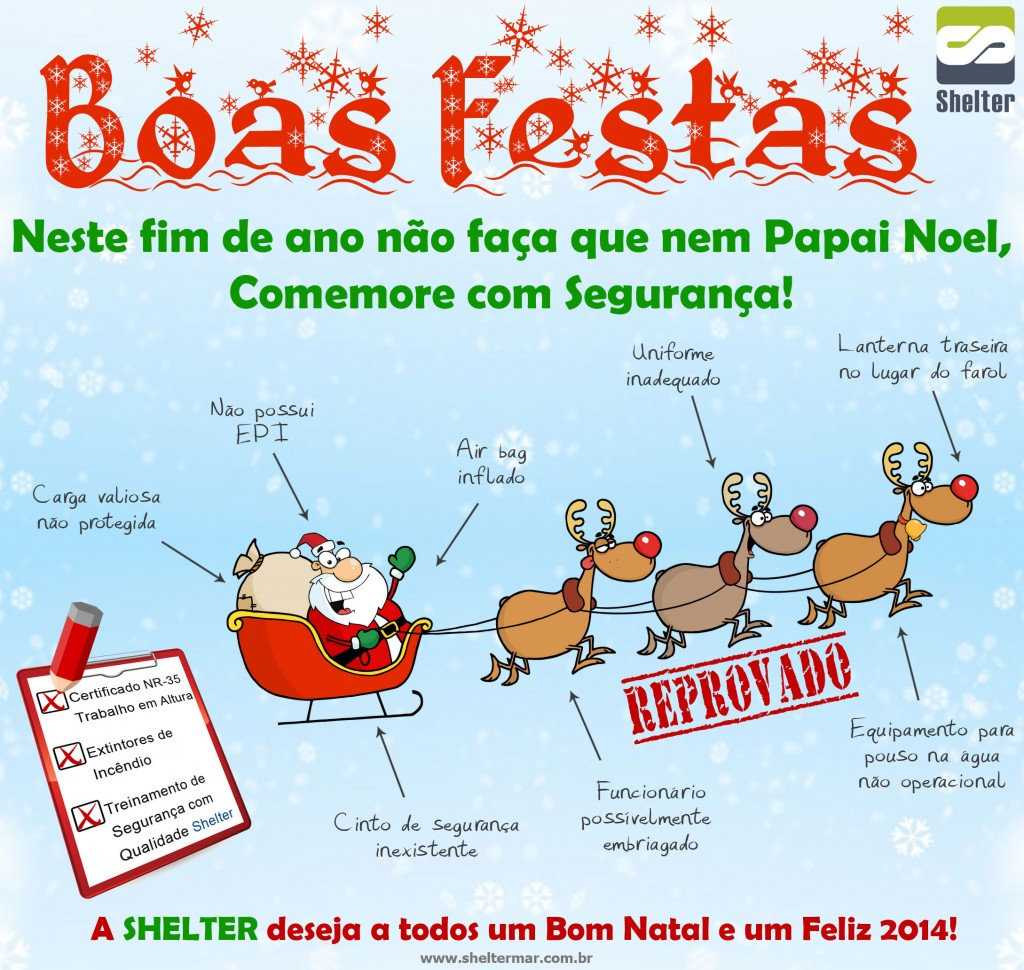 Feliz Natal e Bom 2014!