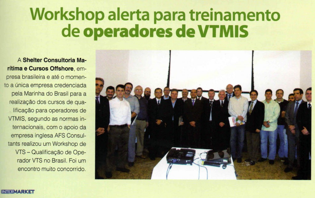 Intermarket Workshop VTMIS