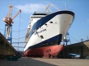 Reparo de Embarcação