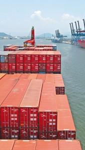 Com o VTMIS, Docas poderá controlar o tráfego de navios entre a Barra e a região dos terminais do Porto