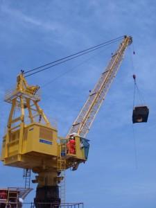 Curso de Movimentação de Cargas NR-11 para Offshore